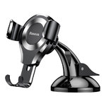 Baseus Gravity Osculum Auto-Lock Suction Cup Car Mount Phone Holder